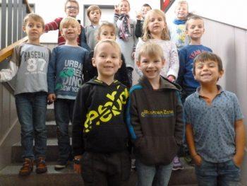 Chor der Scheffelschule Rielasingen