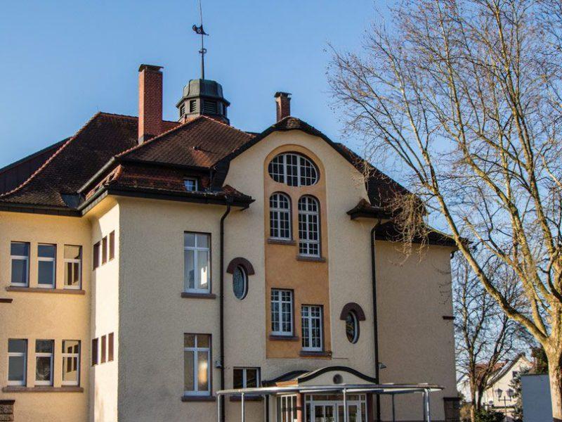 Neubau der Scheffelschule Rielasingen Grundschule | Ganztagesschule in Wahlform