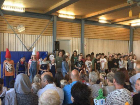 Einschulung Scheffelschule Rielasingen 2019