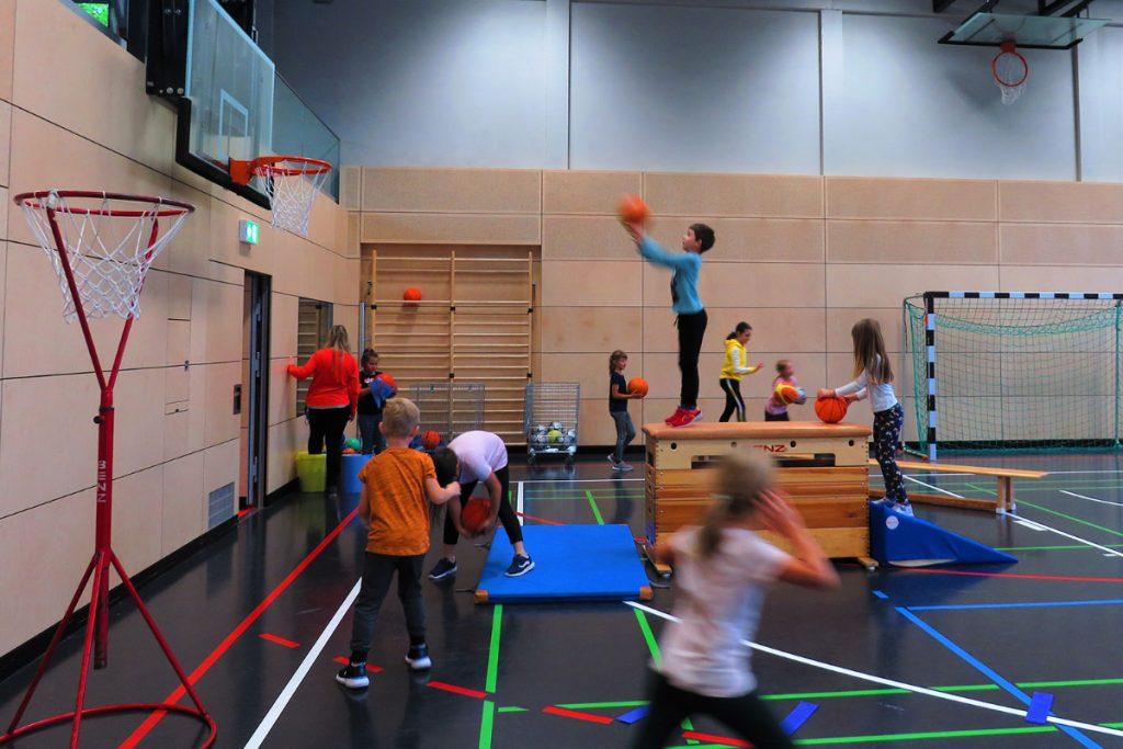"""Aktionstag """"Jugend trainiert für Olympia"""" der Scheffelschule Rielasingen (3)"""