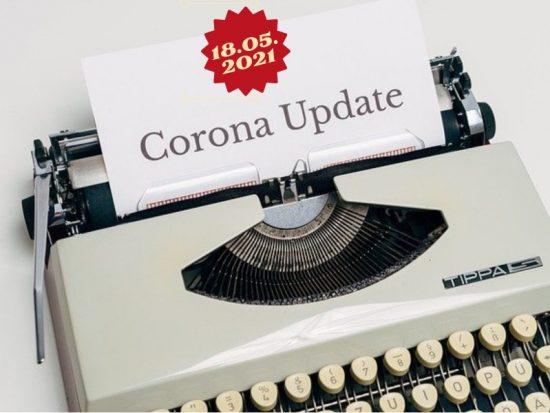 Corona-Update: Praesenzunterricht nach Pfingsten