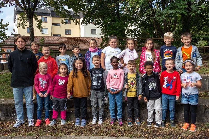 Scheffelschule Klasse 1a