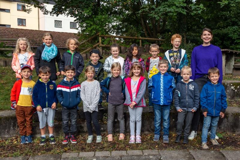 Scheffelschule Klasse 1b