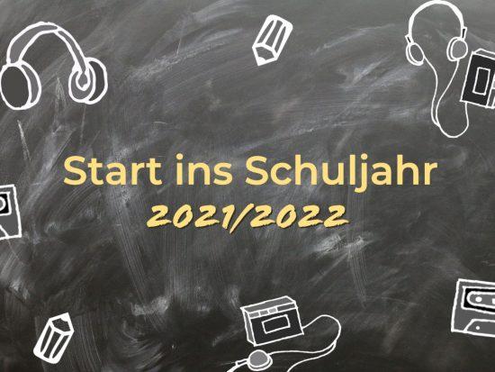 Start ins Schuljahr 2021-22 an der Scheffelschule
